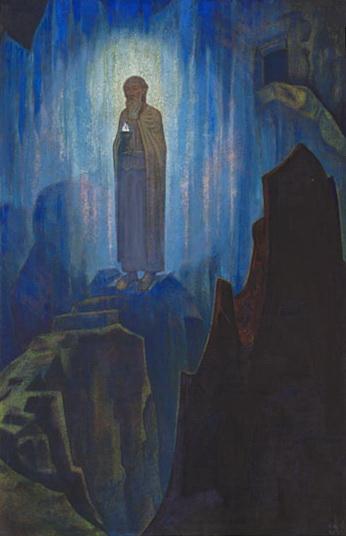 Lumen Coeli.  [Свет Небесный] 1931, Н.К.Рерих